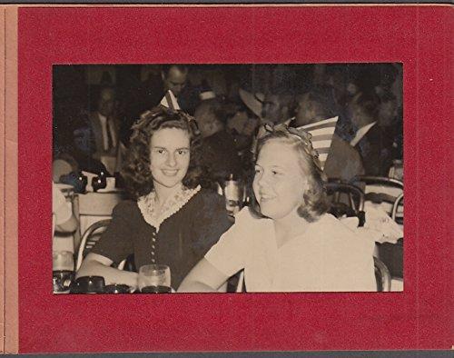 Rita & Marilyn Billy Rose's Diamond Jubilee Paramount Hotel NYC photo 1940 - Jubilee Rose