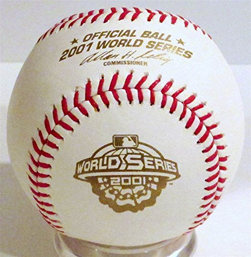 Rawlings 2001 Official World Series Game Baseball 2001 World Series Mvp