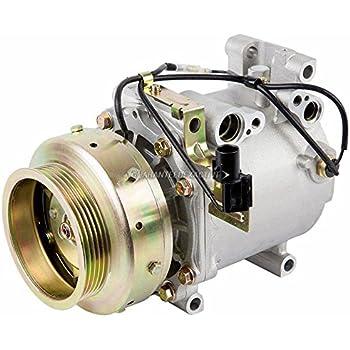 AC Compressor & A/C Clutch For Mitsubishi Galant 1999 - BuyAutoParts 60-00793NA NEW