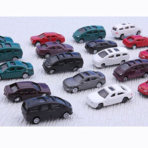1:150 Scale Gauge N Painted Plastic Model Car for Building for sale  Delivered anywhere in USA