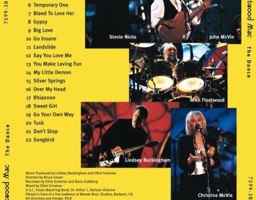 Fleetwood mac dvds