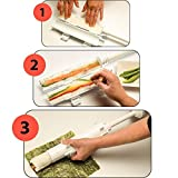 Sushi Bazooka Tool Roll Maker Kitchen Appliance Gourmet Cooking Tube Mold