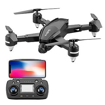 HZRKJ Posicionamiento Inteligente del dron GPS aéreo de Alta ...