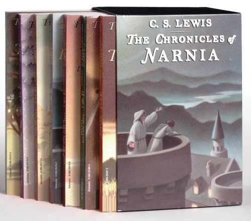 Chronicles Of Narnia Boxed Set for sale  Delivered anywhere in Canada