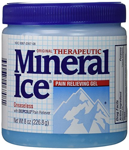 Novartis Mineral Relieving Original Therapeutic product image