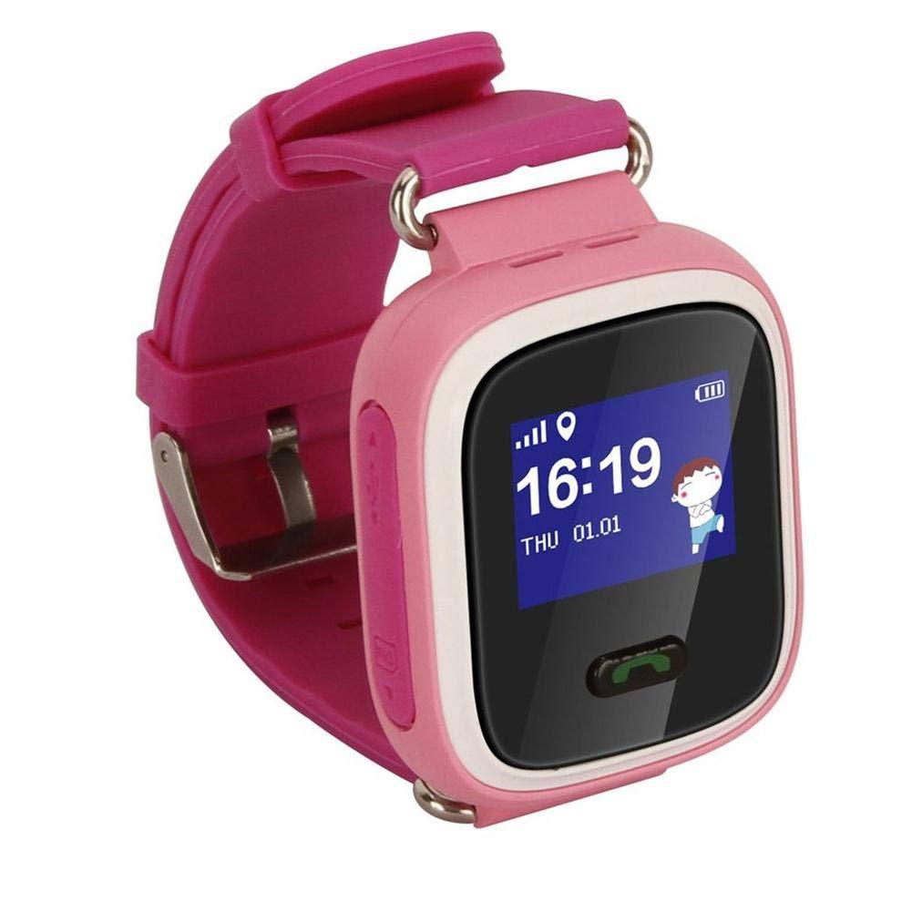 Yunt Smartwatches Niños, Reloj de Pulsera Smart Watch GPS ...