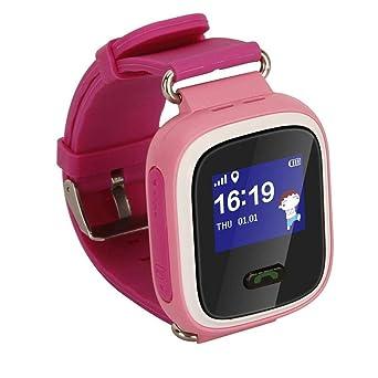Yunt Smartwatches Niños, Reloj de Pulsera Smart Watch GPS Tracker ...