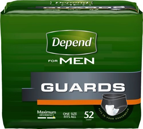 Kimberly Clark Depend Guard for Men 12