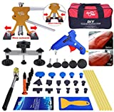 AUTOPDR Paintless Dent Repair (PDR) 40pcs DIY Dent Removal Tool Kit for Automobile Body Motorcycle Refrigerator Washing Machine