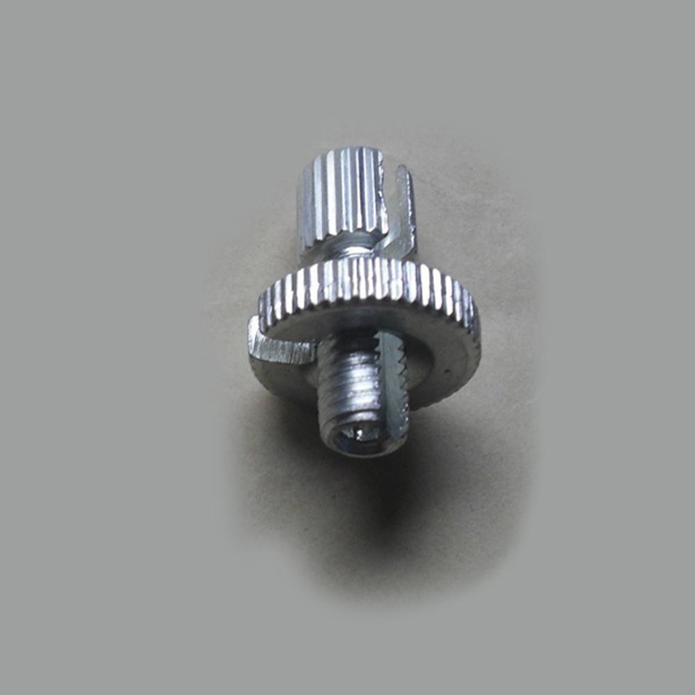 RUNMIND Cable Adjuster Motorcycle Brake Shoe Sets Metric ATV Clutch 8mm Metal Universal