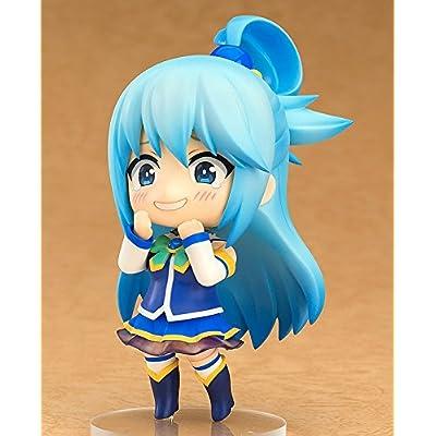 Good Smile Kono Subarashiki Aqua Nendoroid Action Figure: Toys & Games