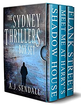The Sydney Thrillers: Box Set One (English Edition) de [Sendall, A.J.]
