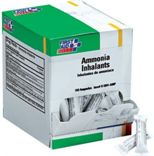 First Aid Only H5041-AMP Ammonia Inhalant Ampoule