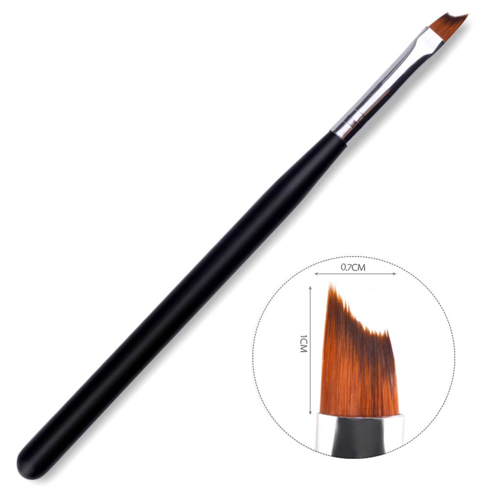 Bolígrafo pincel Light Therapy bolígrafo Gel cepillo de uñas ...