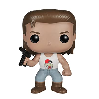 Funko POP Movies: Big Trouble in Little China-Jack Burton Action Figure: Funko Pop! Movies:: Toys & Games