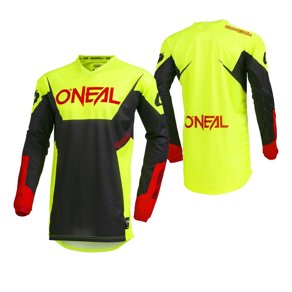 ONeal Mens Element Racewear Jersey Yellow, Small 1 Pack