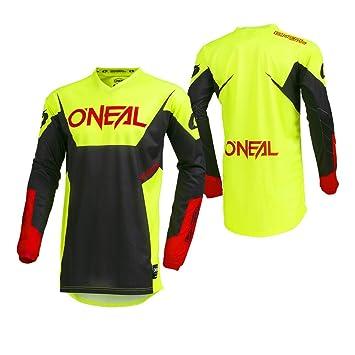 Motocross & Offroad Bekleidung 2019 O'Neal Element Racewear neongelb Jersey Trikot mx motocross mtb DH Enduro
