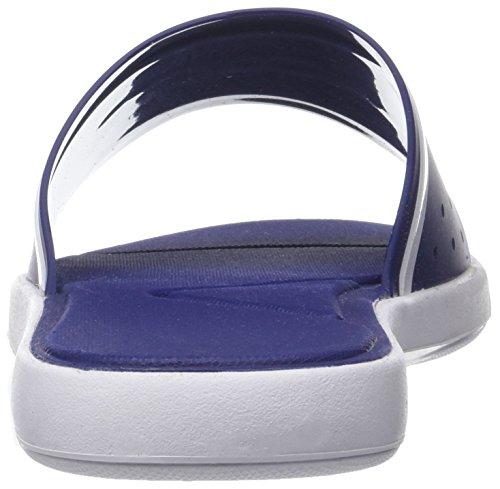 Caw Femme 30 Purp Wht 118 Tongs Lacoste L Violet Violet Slide Dk 1 waRSSqX