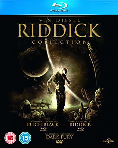 Riddick Collection [Blu-ray] (Collection Diesel)