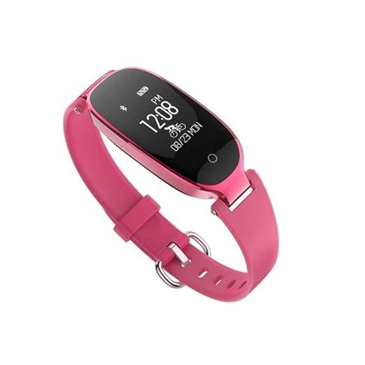 THINKMIC Smartwatch, Pulsera Inteligente, IP68 Impermeable ...