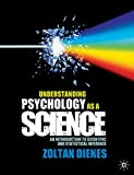 Understanding Psychology As a Science 9780230542310