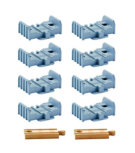 Thomas Train Ascending Track Risers - Fisher-Price Thomas & Friends Wooden Railway, Build-it-Higher Track Riser