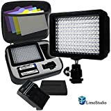 LimoStudio 160 LED Video Light Lamp Panel Dimmable - Best Reviews Guide