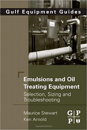 Emulsions and Oil Treating Equipment Selection Sizing and by Maurice ...