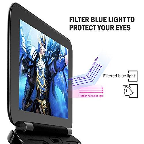 KuGi GPD Win Screen protector,9H Hardness HD clear Tempered Glass Screen Protector for GPD Win smartphone(Clear) Photo #5