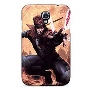 High Quality Shock Absorbing Case For Galaxy S4-gambit
