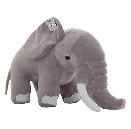 Naughty baby 30Cm Lindo Elefante Muñeco De Peluche Animal De Peluche Peluche De Juguete Para Bebés
