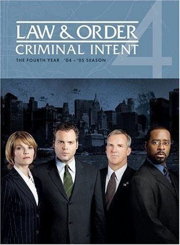 Law & Order: Criminal Intent - Season Four by Universal Studios Home Video