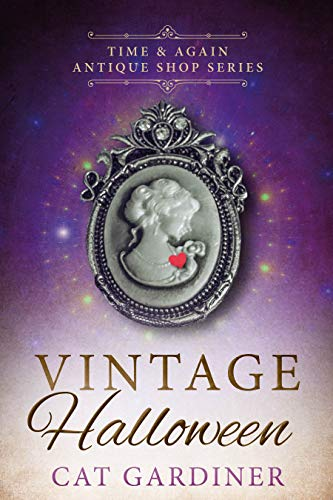 Vintage Halloween: (1940s Time-travel Romance) (Time & Again Antique Shop Series Book 3)]()
