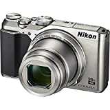Nikon Coolpix A900 4K Wi-Fi Digital Camera (Silver) - (Renewed)