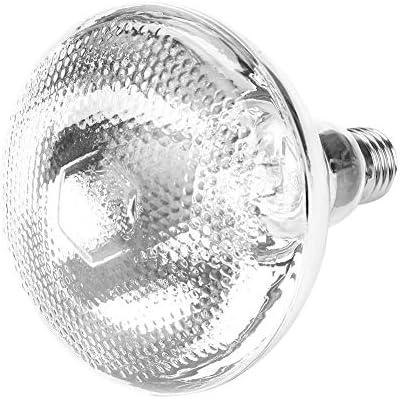 Brocan 1PC豚子豚太いヒートランプ防水防爆電球ドット表面(245W)