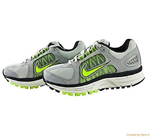 Nike Femme Air Zoom Vomero + 7 Chaussures De Course - 12 - Argent