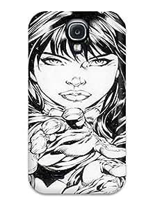 Awesome Zatanna Comics Anime Comics Flip Case With Fashion Design For Galaxy S4