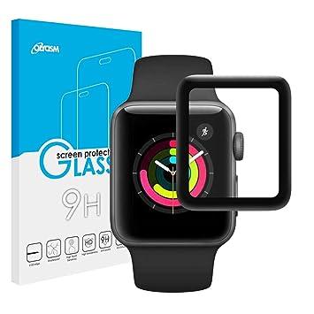 Olycism Apple Watch Series 4 40mm Protector de Pantalla Protector de Cristal Vidrio Templado 9H Dureza