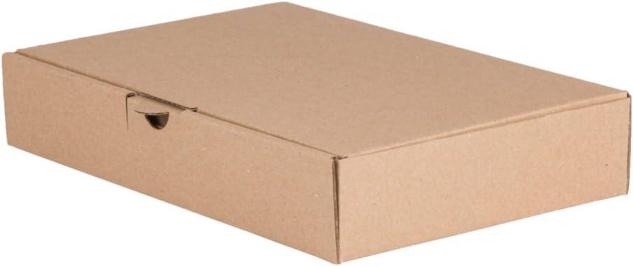 Emballage dexp/édition position /échecs de livraison bo/îte en carton ondul/é mail Maxibrief 400 Maxibrief carton 240 x 160 x 45 mm