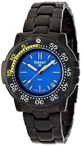 traser watch NAUTIC P6504.33C.6E.03 Men's [regular imported goods]
