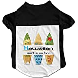 TOMM Cute Hawaiian Vest For Puss & Doggy Size M Color... coupons 2017