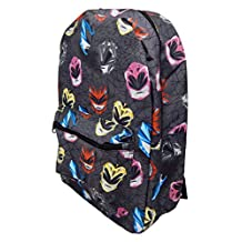 Bioworld Power Rangers Sublimated Backpack - Novelty Character Bags - Item #130041