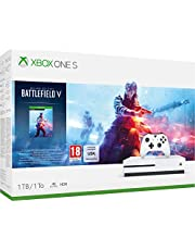 Xbox One S 1TB Battlefield V console