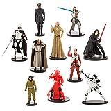 Star Wars: The Last Jedi Deluxe Figure Play Set 461074094645