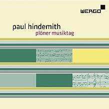 Hindemith: Ploner Musiktag by Dietrich Henschel (baritone) (2011-02-08)