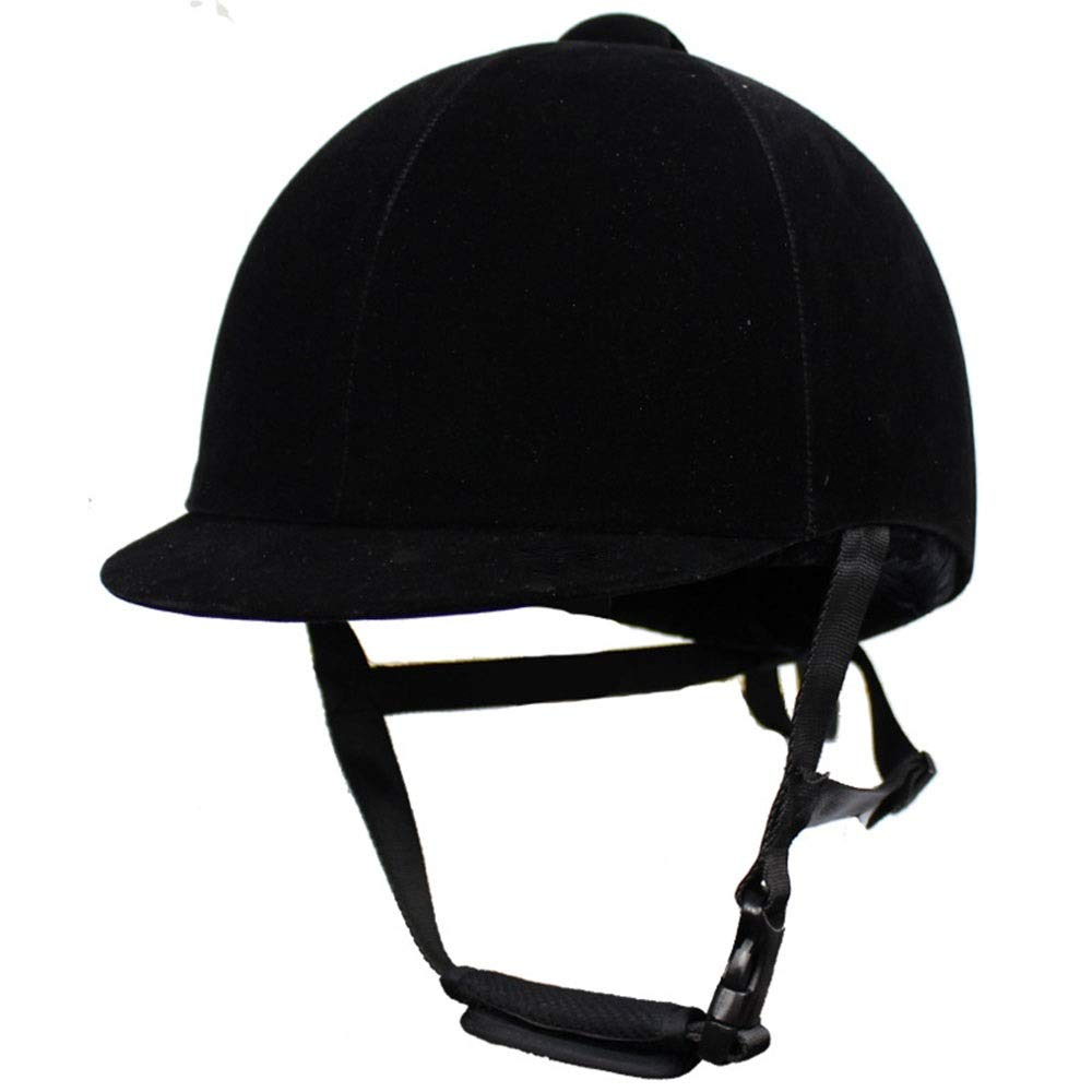 Black 2 Large Lanbinxiang@ Modern Simplicity Motorcycle Breathable Riding Helmets Horse Riding Helmets Outdoor Sports Horse Helmet Equestrian Supplies Black Universal Predection