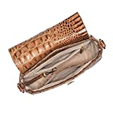Brahmin Mini Sonny Melbourne Shoulder Bag Toasted