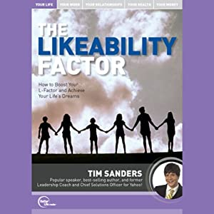 The Likeability Factor (Live) Speech