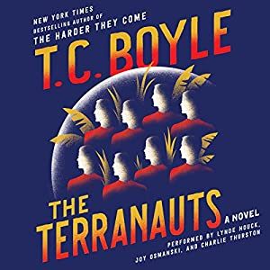 The Terranauts Audiobook