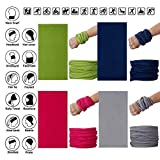 GUIFIER 12 Pack Outdoor Multifunctional Sports